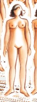 kobieta 3 rysunek